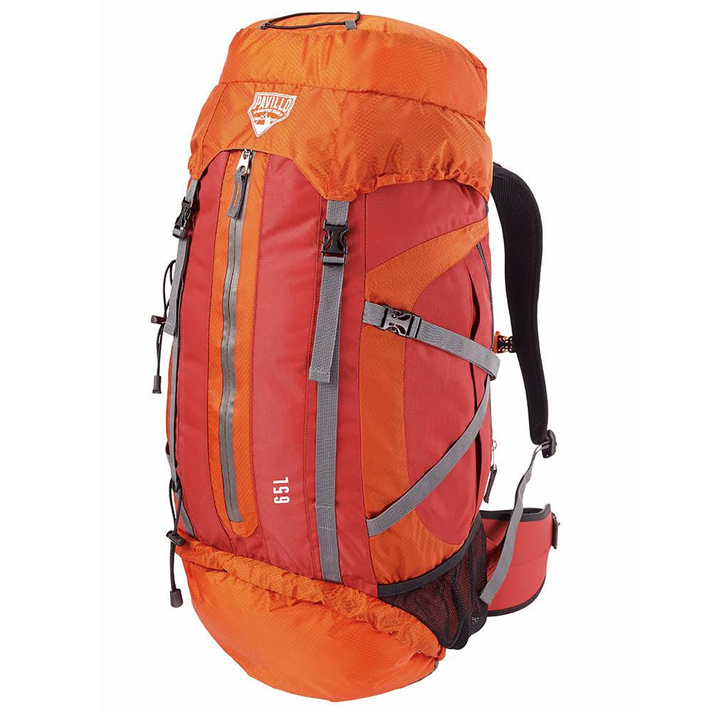 Pavillo 68023 Barrier Peak 65 Orange Sırt Çantası